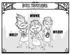 Dibujo para colorear Winnie - Wally - Wilbur
