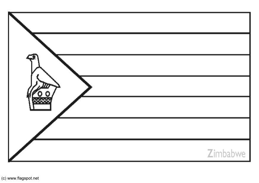 bandeira de coloring pages - photo#17
