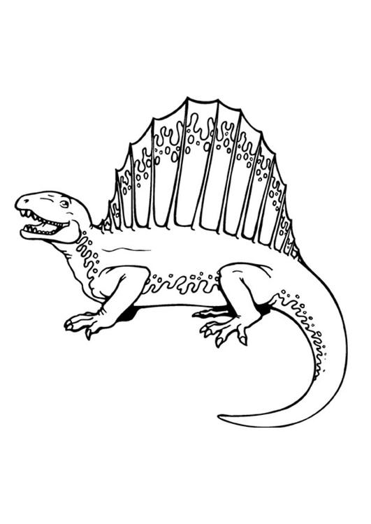 Eenvoudige Kleurplaten Dino S Deseando Aprender Dinosaurios