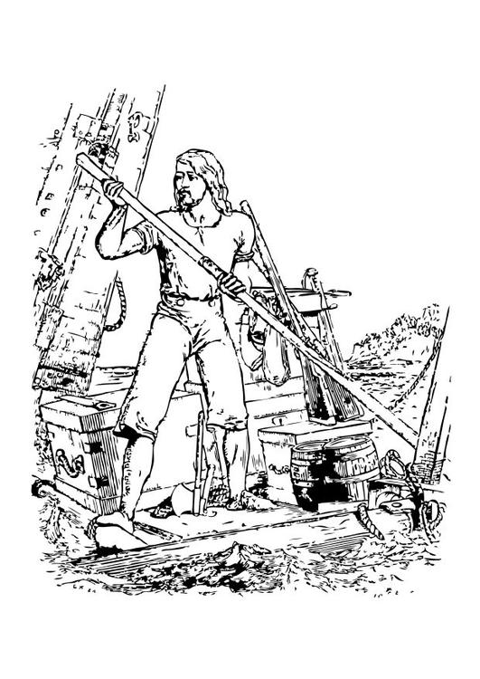 Post didáctico: El personaje de Robinson Crusoe - Off Topic - Foro ...