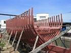 Foto Armazón de barco