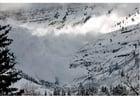 Foto Avalancha de nieve