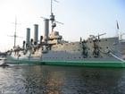 Foto Barco de guerra Aurora