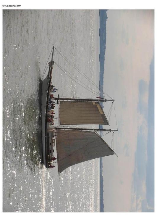 foto barco velero: