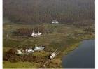 Foto Barcos en tierra por un huracán