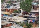 Foto Barrio marginal en Soweto, Sudáfrica