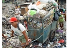 Foto Barrios marginales de Jakarta