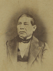 Foto Benito Juárez - aproximadamente, 1868
