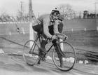 Foto bicicleta antigua