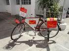 Foto bicicleta de correo