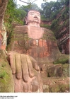 Foto Buda gigante en Leshan
