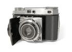 Foto cámara de fotos