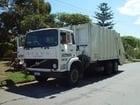 Foto Camión de basura