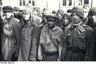 Foto Campo de concentración Mauthausen - prisioneros de guerra rusos (2)