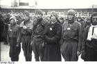 Foto Campo de concentración Mauthausen - prisioneros de guerra rusos (3)
