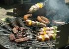 Foto Carne en la parilla
