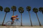 Foto carrera ciclista