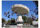 Foto Carrusel en parque de atracciones