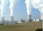 Foto Central nuclear