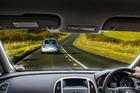 Foto conducir un vehículo