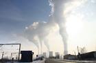 Foto contaminación atmosférica