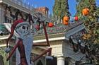 Foto Decoración de halloween