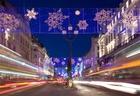 Foto Decoración de navidad - Londres