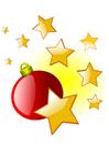 Imagen decoración de navidad