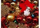Foto Decoración navideña