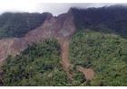 Foto Desprendimiento de tierra