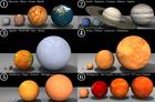 Foto Dimensiones de las estrellas