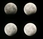Foto eclipse lunar