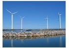 Foto Energía eólica, molinos de viento