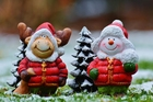 Foto Escena navideña