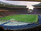 Foto estadio de fútbol