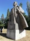 Foto Estatua de lenin sofia
