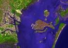 Foto Foto de satélite de Venecia