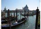 Foto Góndolas en el Gran Canal, Venecia