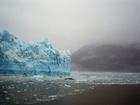 Foto iceberg derritiéndose