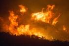Foto incendio forestal