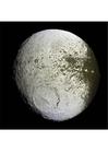 Foto Lapetus, luna de saturno
