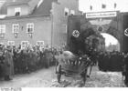 Foto Llegada de los residentes de Lituania