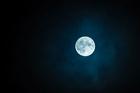 Foto luna llena