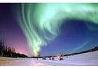 Foto Luz del polo - aurora boreal