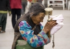 Foto Mujer tibetana