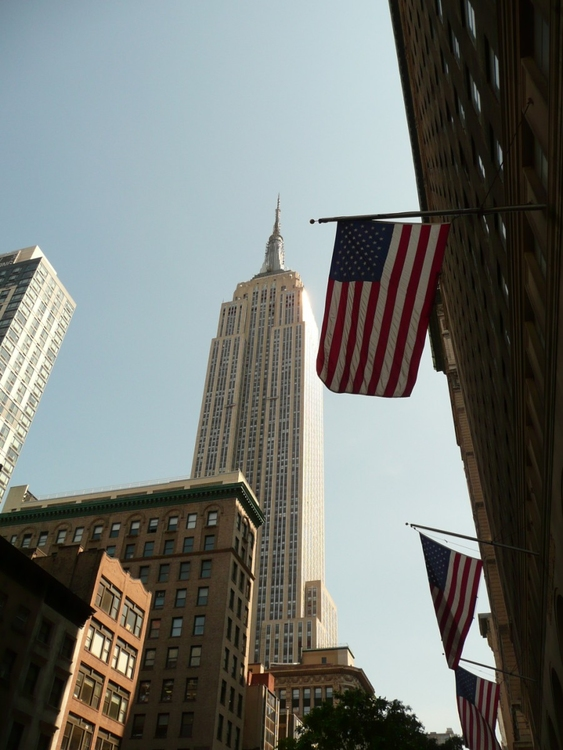 Foto New York - Empire States building