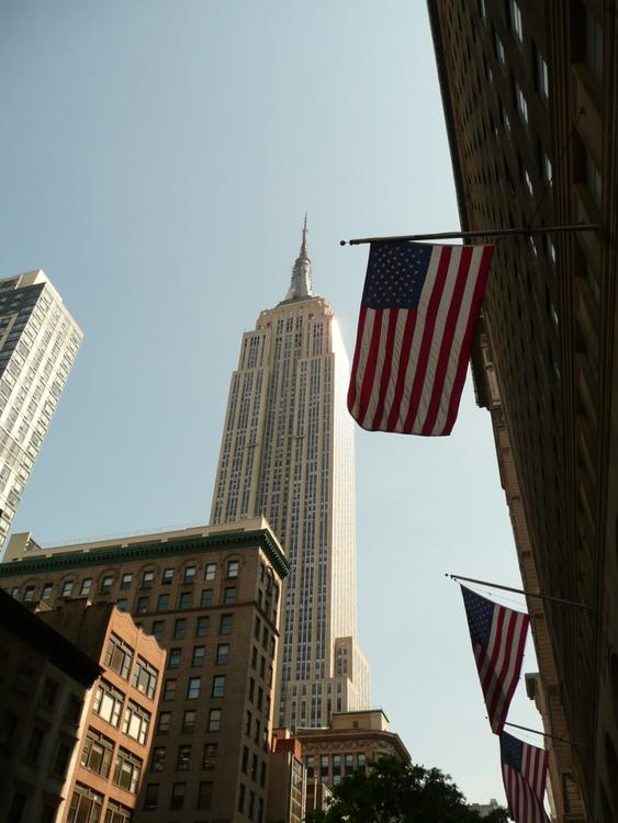 New York - Empire States building