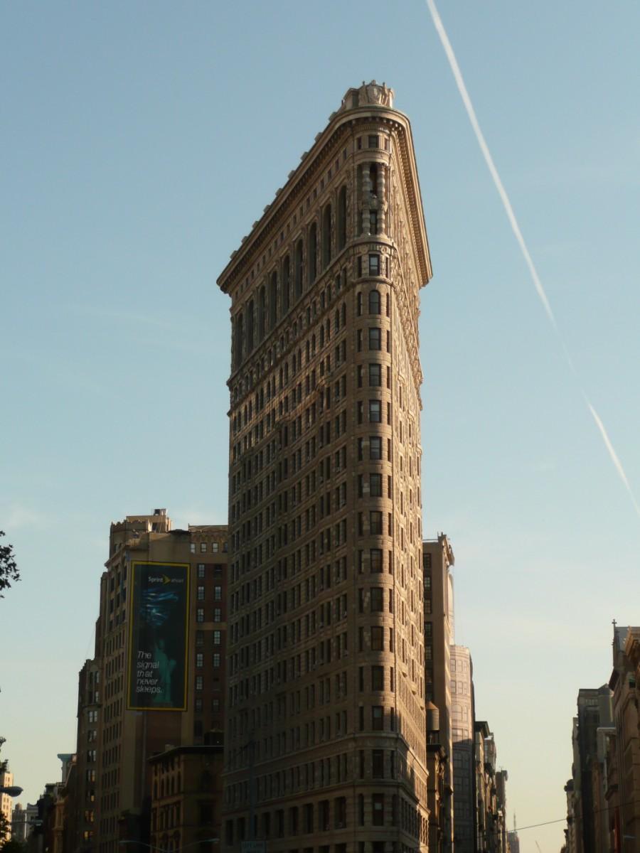 Fotograf 237 A New York Flat Iron Building Img 15537