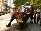 Foto New York - Wall Street bull