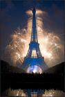 Foto Noche de fin de año en París